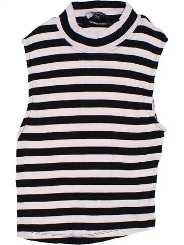 Camiseta sin mangas niña NEW LOOK negro 13 años verano #1306240_1