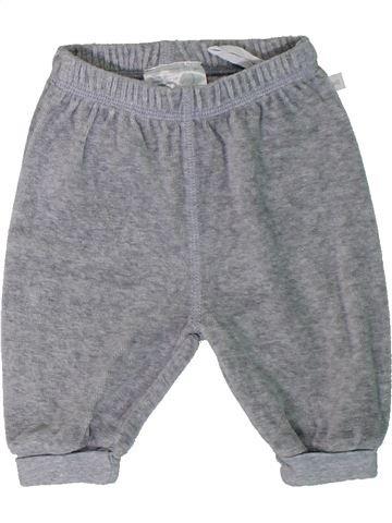 Pantalon garçon ERGEE gris 3 mois hiver #1306334_1