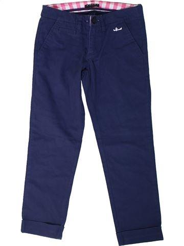 Pantalón niño SISLEY azul 9 años invierno #1306353_1