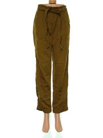 Pantalon femme H&M 34 (S - T1) été #1306365_1