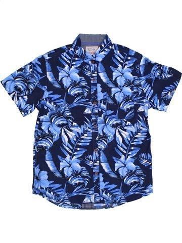 Camisa de manga corta niño NEXT azul 8 años verano #1306396_1