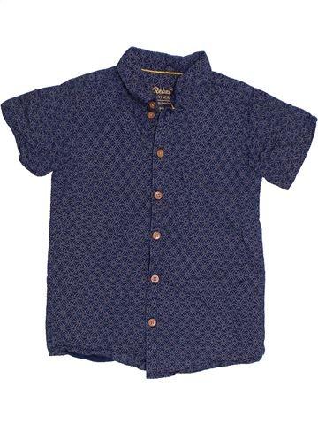 Camisa de manga corta niño PRIMARK azul 5 años verano #1306505_1