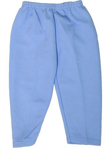 Pantalon garçon SANS MARQUE bleu 3 ans hiver #1306515_1