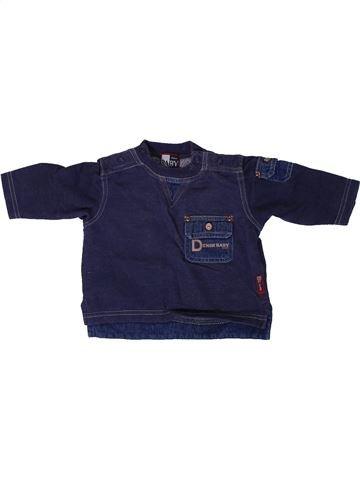Sudadera niño BABY CLAIRE azul 3 meses invierno #1306529_1