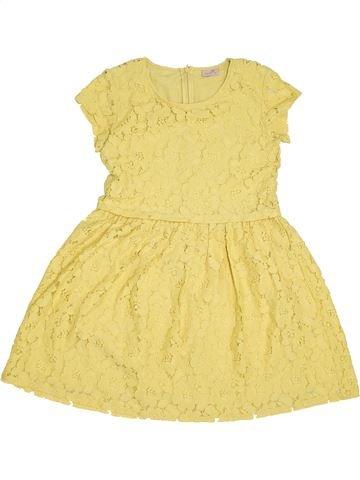 Vestido niña NEXT amarillo 12 años verano #1306531_1