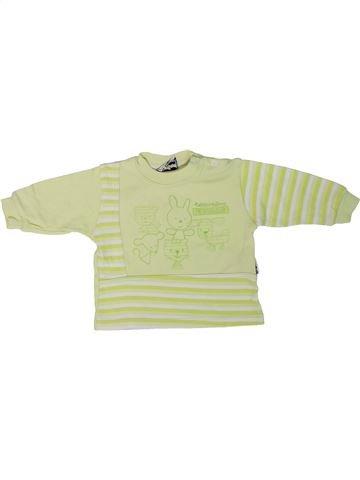 T-shirt manches longues garçon HOPPDIK vert 3 mois hiver #1306552_1