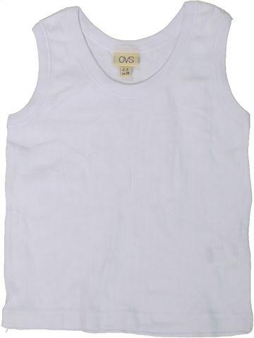 Top - Camiseta de tirantes niño OVS blanco 3 años verano #1306586_1