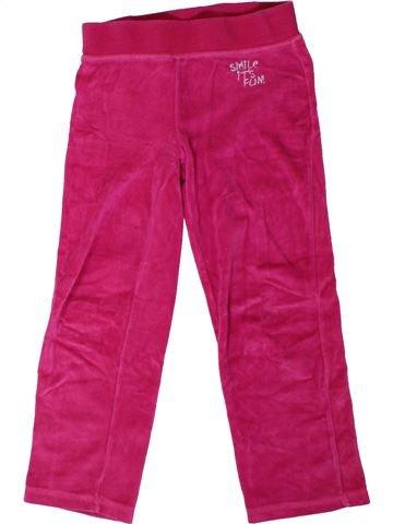 Pantalón niña ALIVE rosa 6 años invierno #1306588_1