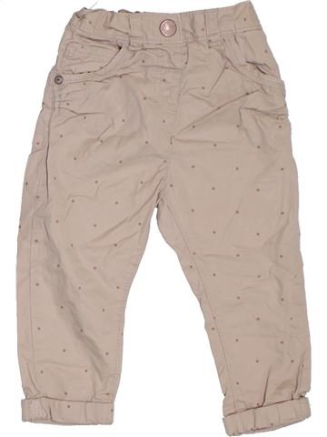 Pantalón niña NEXT beige 2 años verano #1306655_1