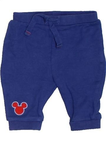 Pantalon garçon DISNEY bleu 1 mois été #1306657_1