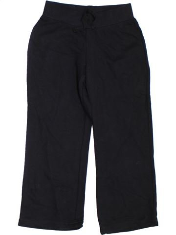 Pantalon fille GEORGE noir 5 ans hiver #1306661_1