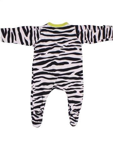 Pyjama 1 pièce fille MOTHERCARE bleu foncé prématuré été #1306686_1