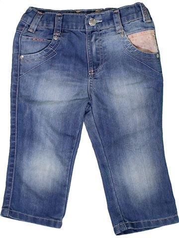 Pantalón corto niña F&F azul 7 años verano #1306744_1