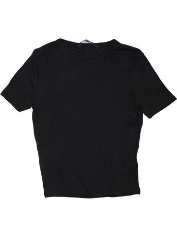 Camiseta de manga corta niña NEW LOOK negro 14 años verano #1306752_1