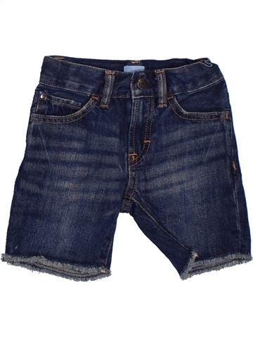 Short-Bermudas niño GAP azul 2 años verano #1306800_1
