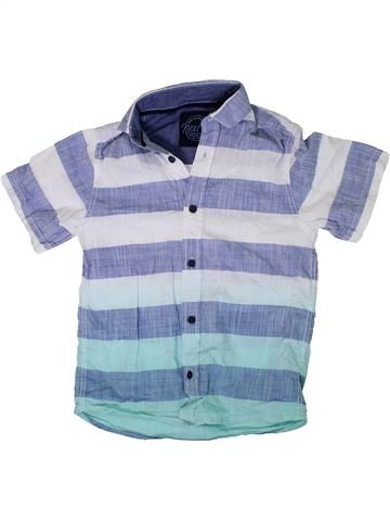 Camisa de manga corta niño NEXT azul 5 años verano #1306808_1