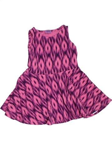 Robe fille F&F violet 18 mois été #1306859_1