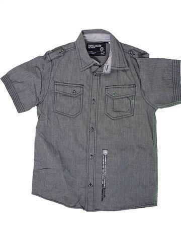 Chemise manches courtes garçon C&A gris 12 ans été #1306973_1