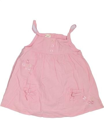 Robe fille TINY TED rose 12 mois été #1307093_1