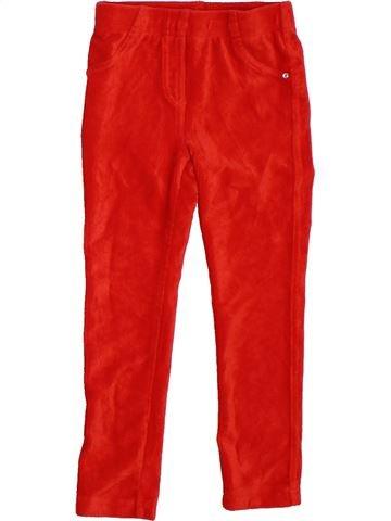 Pantalón niño LUPILU rojo 4 años invierno #1307117_1