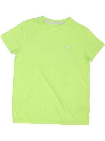 Camiseta de manga corta niño NEXT verde 7 años verano #1307248_1