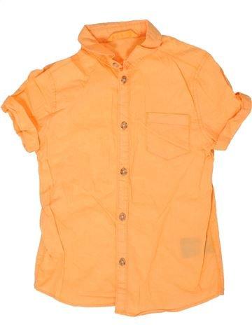 Camisa de manga corta niño H&M naranja 6 años verano #1307340_1