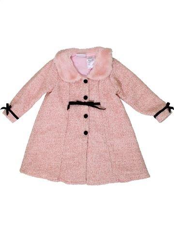 Chaqueta niña BLUEBERI BOULEVARD rosa 3 años invierno #1307394_1