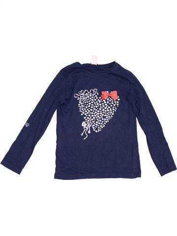 Camiseta de manga larga niña PUSBLU azul 10 años invierno #1307395_1