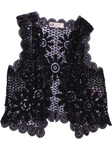 Chaleco niña H&M negro 10 años verano #1307431_1