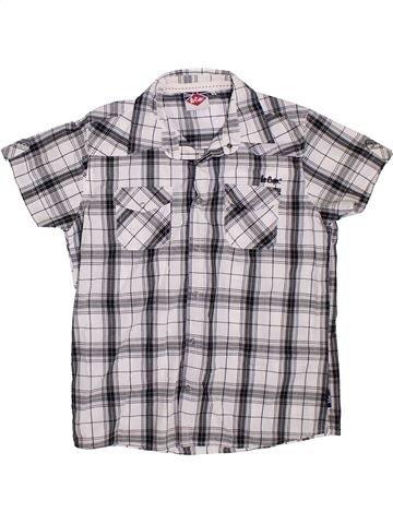 Chemise manches courtes garçon LEE COOPER gris 13 ans été #1307462_1
