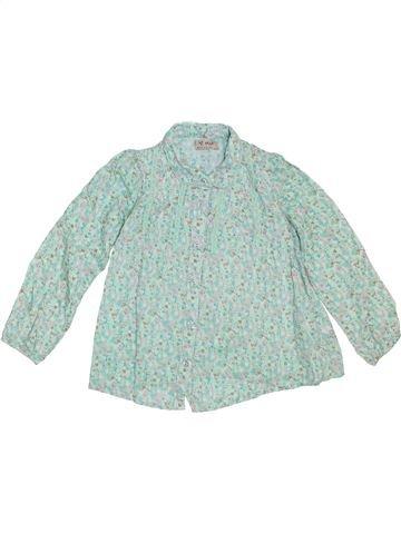 Blusa de manga larga niña NEXT azul 5 años invierno #1307580_1
