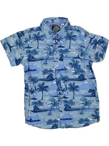 Camisa de manga corta niño TU azul 12 años verano #1307582_1