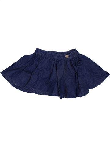 Falda niña GAP azul 2 años verano #1307635_1