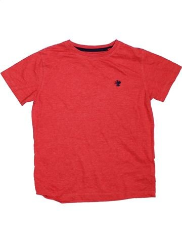 Camiseta de manga corta niño NEXT rojo 7 años verano #1307656_1