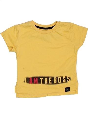 Camiseta de manga corta niño RIVER ISLAND naranja 6 meses verano #1307849_1