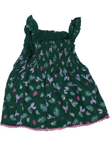 T-shirt sans manches fille C&A vert 4 ans été #1307906_1