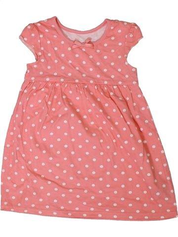 Robe fille GEORGE rose 18 mois été #1307916_1