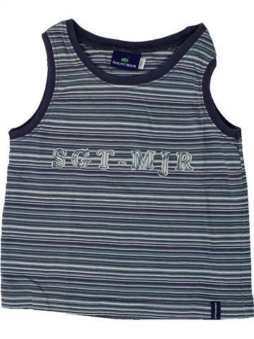 Top - Camiseta de tirantes niño SERGENT MAJOR azul 2 años verano #1308174_1