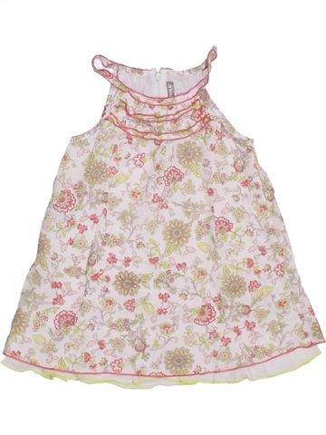Robe fille ORCHESTRA rose 3 ans été #1308268_1