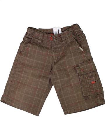 Short-Bermudas niño QUECHUA marrón 10 años verano #1308300_1