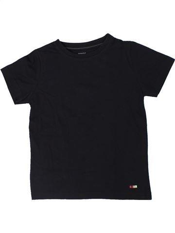 T-shirt manches courtes garçon KIABI noir 5 ans été #1308338_1