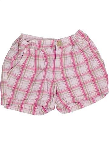 Short - Bermuda fille H&M rose 4 ans été #1308552_1