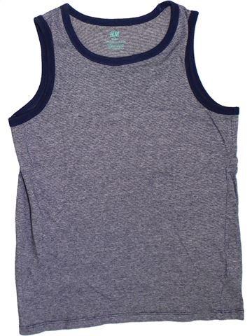 Top - Camiseta de tirantes niño H&M violeta 10 años verano #1308625_1
