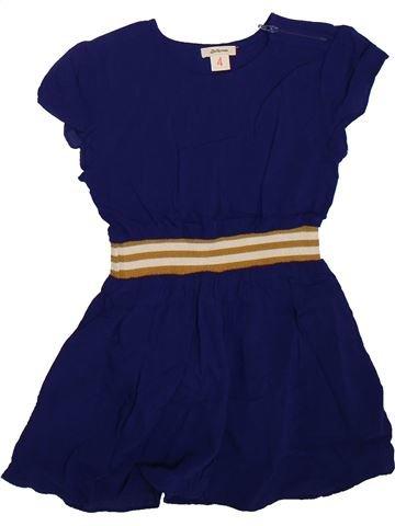 Robe fille BELLEROSE violet 4 ans été #1308728_1