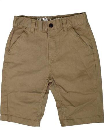 Short-Bermudas niño GEORGE marrón 9 años verano #1308909_1