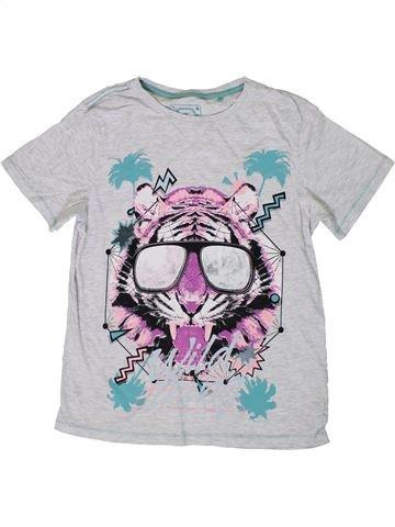 Camiseta de manga corta niño TU blanco 11 años verano #1308936_1