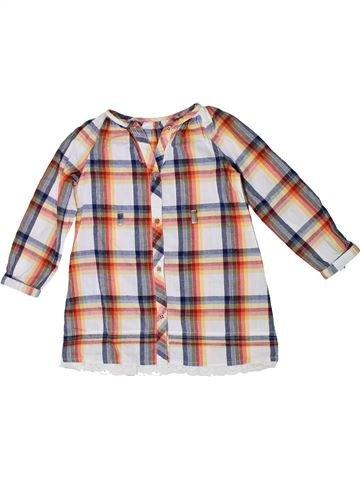 Blusa de manga larga niña MOTHERCARE rosa 4 años invierno #1308941_1