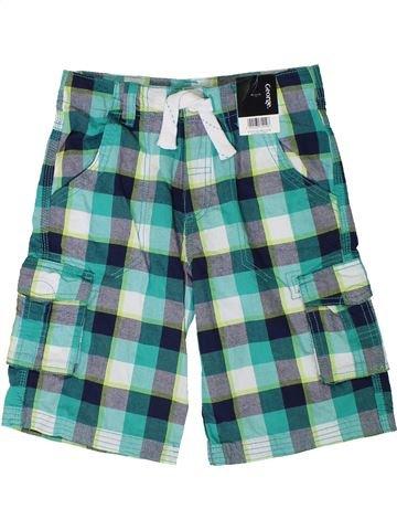 Short-Bermudas niño GEORGE azul 8 años verano #1309015_1
