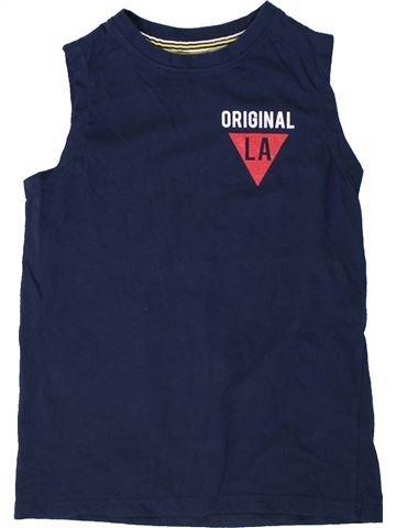 Top - Camiseta de tirantes niño V BY VERY azul 8 años verano #1309111_1