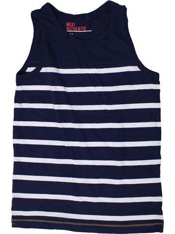 Top - Camiseta de tirantes niño NEXT blanco 9 años verano #1309239_1